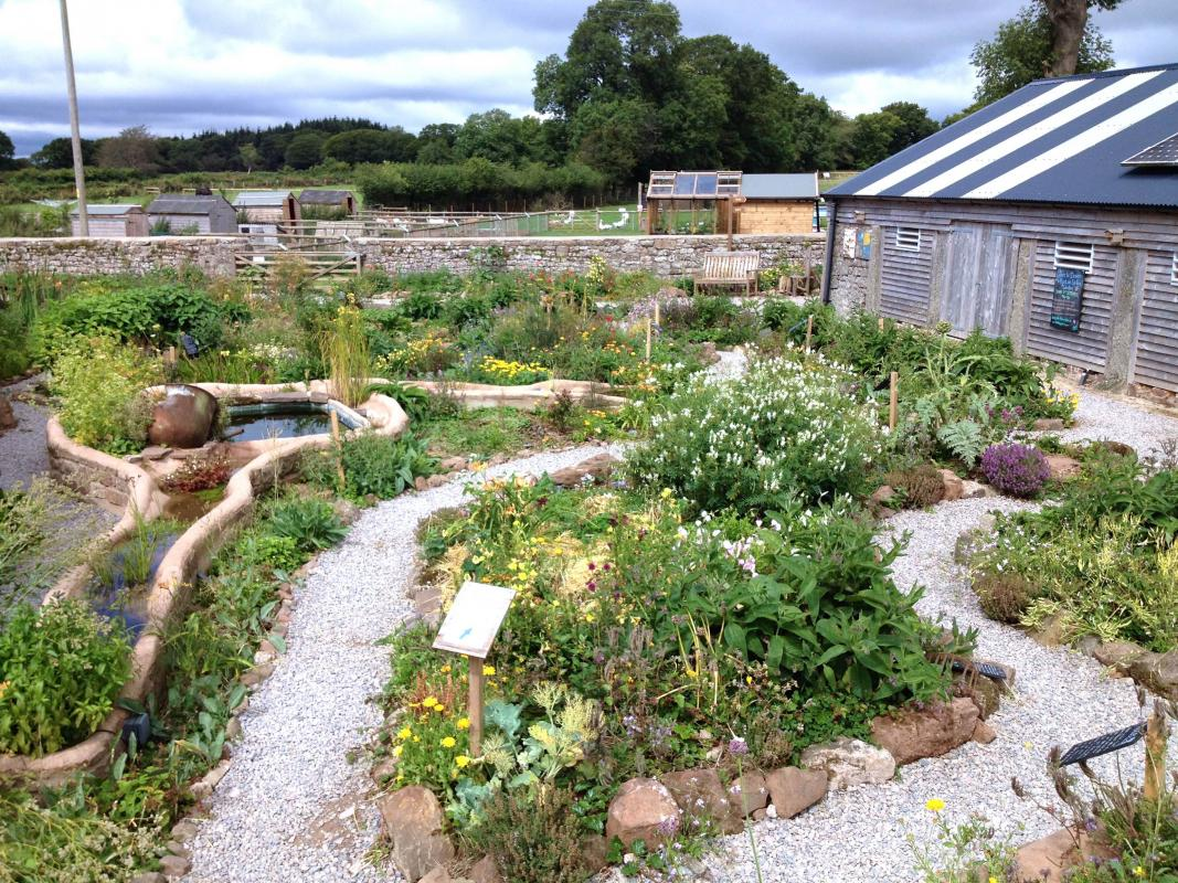 26 Original Garden Design Courses Wales