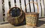 Weave a contemporary willow handbag at Humble by Nature