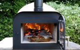 Learn to cook on an Esse Fire Stone wood-fired oven at Humble by Nature, Kate Humble's Working Farm in Monmouthshire