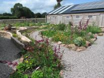 Take an Edible Garden Tour at Humble by Nature, Kate Humble's working Farm in Monmouthshire