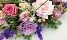 Do It Yourself Wedding Flowers with Catherine Gray Flowers at Kate Humble's farm Humble by Nature S Wales