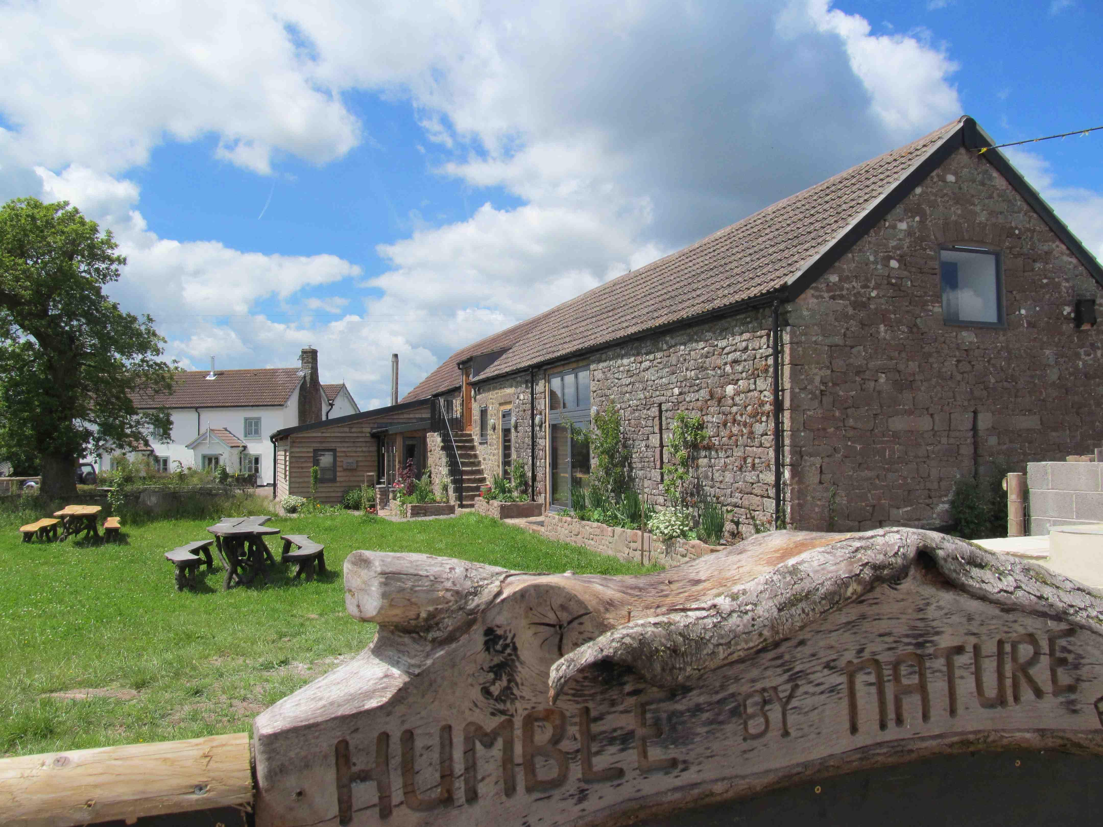 The Long Barn at Humble by Nature