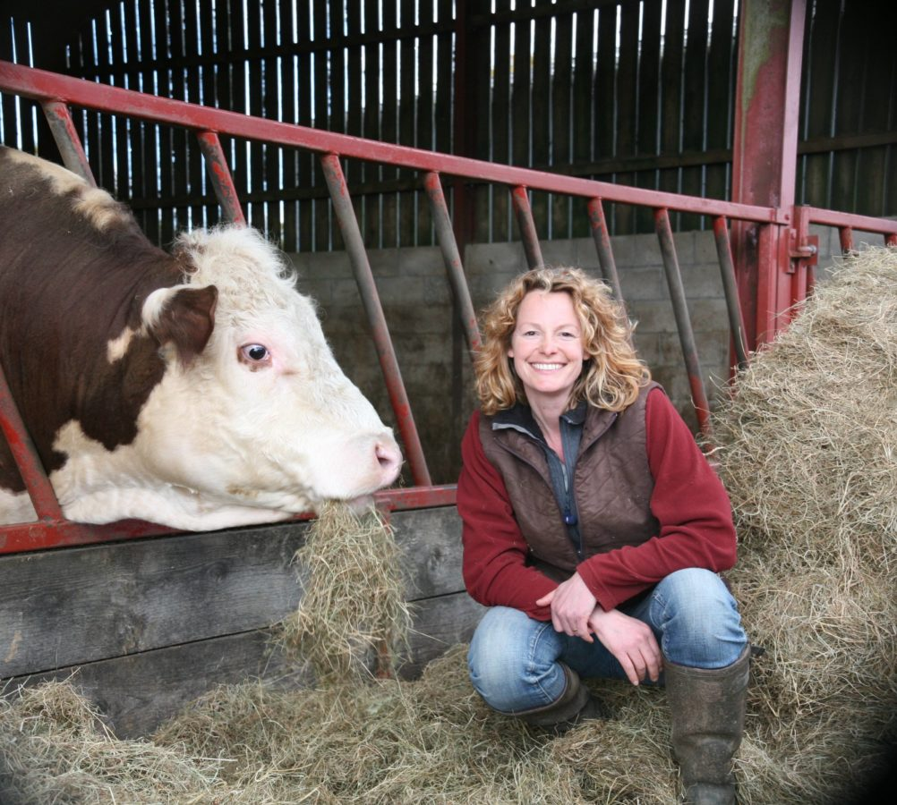 Learn on Kate Humble's farm Humble by Nature