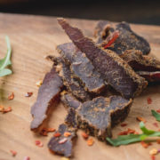 BigHorn Biltong - Biltong on board