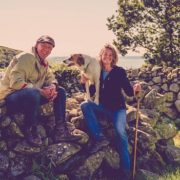 Kate Humble and Gareth Wyn Jones on The Family Farm