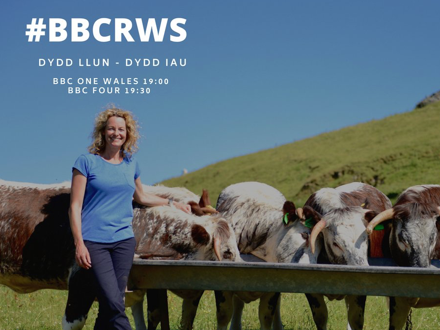Kate Humble returns to the Royal Welsh Show