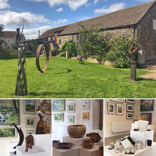 Art in Penallt 2019 at Humble by Nature