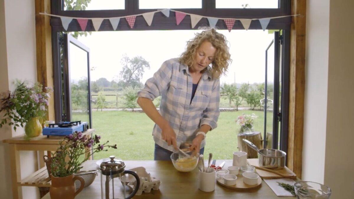 foraging high tea kate humble