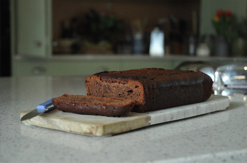 Chocolate and Marmalade Cake from Kate Humble's Escape to the Farm