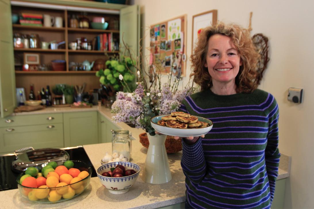 Welsh cake recipe Escape to the Farm Kate Humble