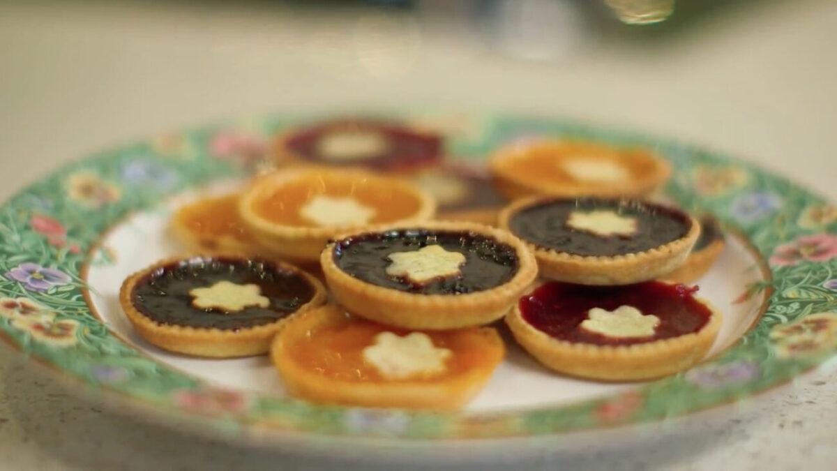 jam tarts pastry recipe escape to the farm